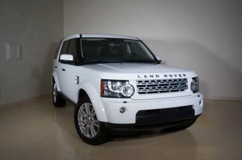 2012 Land Rover LR4 for sale at TopGear Motorcars in Grand Prairie TX
