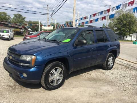 2005 Chevrolet TrailBlazer for sale at Antique Motors in Plymouth IN