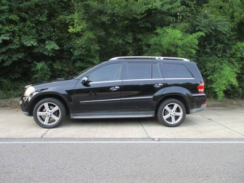 2009 Mercedes-Benz GL-Class for sale at A & P Automotive in Montgomery AL