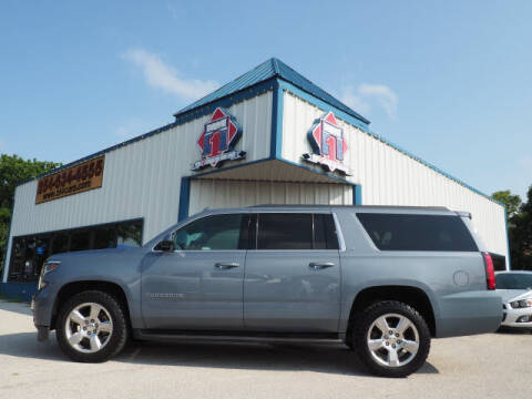 2015 Chevrolet Suburban for sale at DRIVE 1 OF KILLEEN in Killeen TX