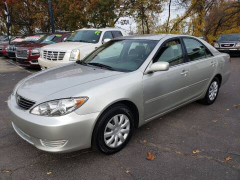 2005 Toyota Camry for sale at Real Deal Auto Sales in Manchester NH