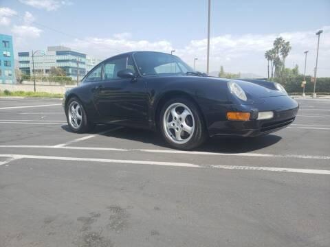 1995 Porsche 911 for sale at Sun Valley Auto Sales in Hailey ID