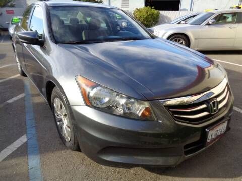 2012 Honda Accord for sale at NorCal Auto Mart in Vacaville CA