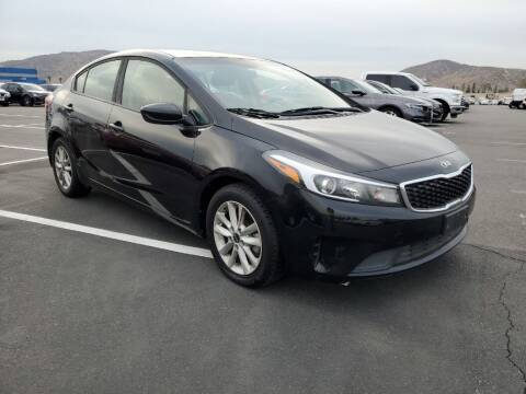 2017 Kia Forte for sale at A.I. Monroe Auto Sales in Bountiful UT