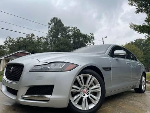 2018 Jaguar XF for sale at Cobb Luxury Cars in Marietta GA