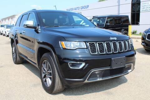 2019 Jeep Grand Cherokee for sale at SHAFER AUTO GROUP in Columbus OH