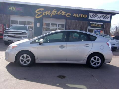 2015 Toyota Prius for sale at Empire Auto Sales in Sioux Falls SD