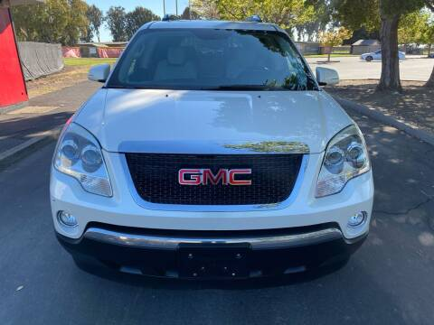 2008 GMC Acadia for sale at CARFORNIA SOLUTIONS in Hayward CA