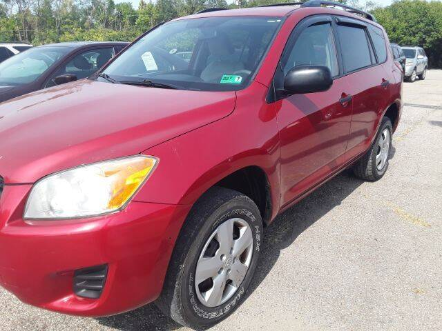 """2009 Toyota RAV4 for sale at Midwestern Auto Sales """"The Used Car Center"""" in Middletown OH"""