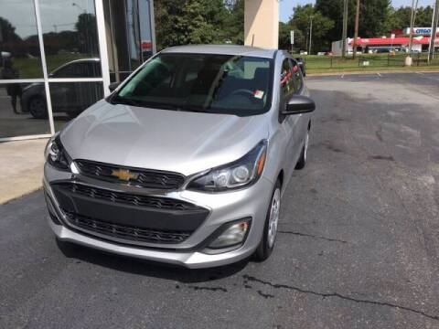 2019 Chevrolet Spark for sale at Summit Credit Union Auto Buying Service in Winston Salem NC