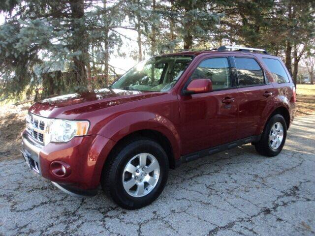 2012 Ford Escape for sale at HUSHER CAR COMPANY in Caledonia WI