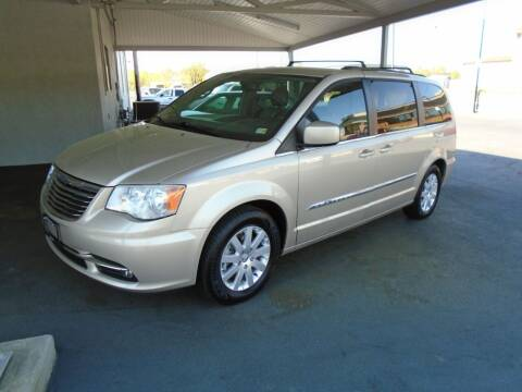 2014 Chrysler Town and Country for sale at PIEDMONT CUSTOM CONVERSIONS USED CARS in Danville VA
