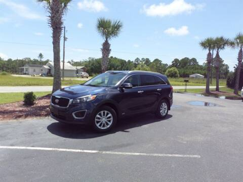 2016 Kia Sorento for sale at First Choice Auto Inc in Little River SC