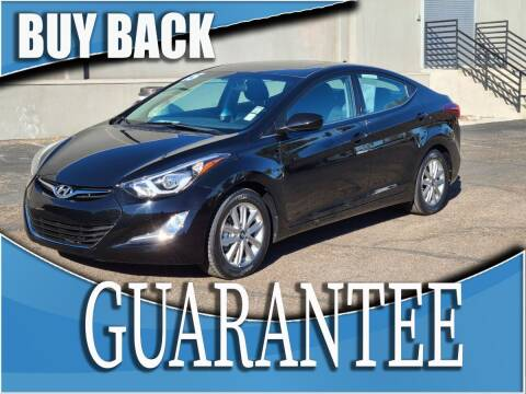 2015 Hyundai Elantra for sale at Reliable Auto Sales in Las Vegas NV