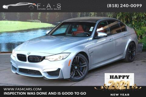 2016 BMW M3 for sale at Best Car Buy in Glendale CA
