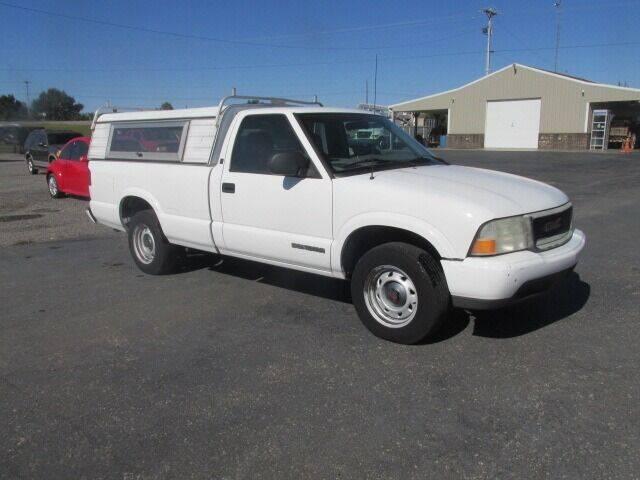1999 GMC Sonoma for sale at 412 Motors in Friendship TN
