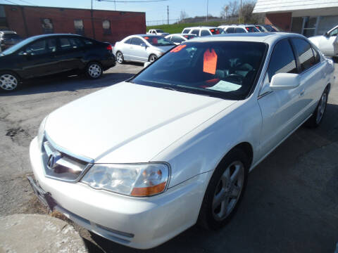 2003 Acura TL for sale at VEST AUTO SALES in Kansas City MO