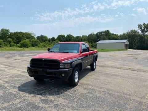 2001 Dodge Ram Pickup 1500 for sale at Caruzin Motors in Flint MI