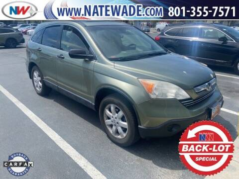 2008 Honda CR-V for sale at NATE WADE SUBARU in Salt Lake City UT