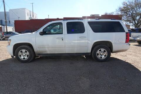 2007 Chevrolet Suburban for sale at Paris Fisher Auto Sales Inc. in Chadron NE