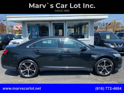 2014 Ford Taurus for sale at Marv`s Car Lot Inc. in Zeeland MI