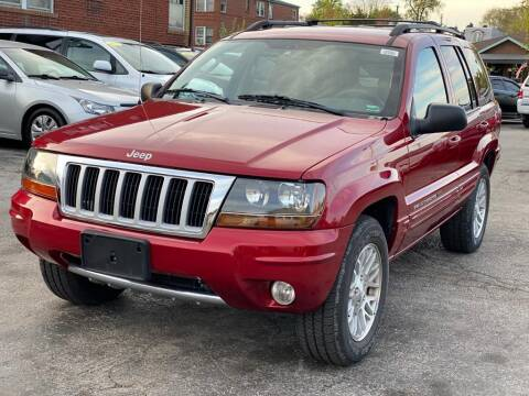 2004 Jeep Grand Cherokee for sale at IMPORT Motors in Saint Louis MO