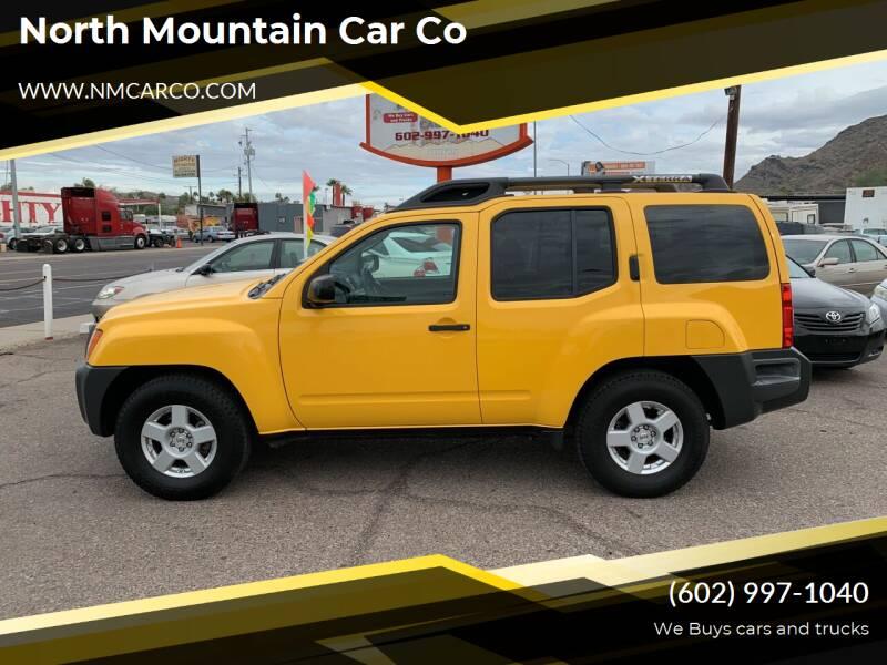 2007 Nissan Xterra for sale at North Mountain Car Co in Phoenix AZ