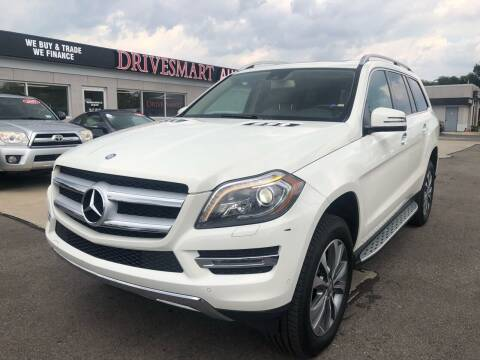 2013 Mercedes-Benz GL-Class for sale at DriveSmart Auto Sales in West Chester OH