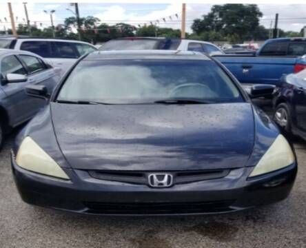 2003 Honda Accord for sale at JacksonvilleMotorMall.com in Jacksonville FL