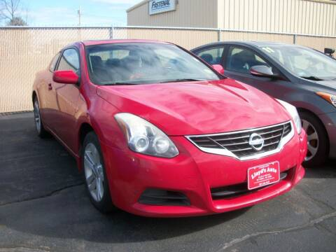 2010 Nissan Altima for sale at Lloyds Auto Sales & SVC in Sanford ME