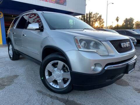 2007 GMC Acadia for sale at Boktor Motors in Las Vegas NV