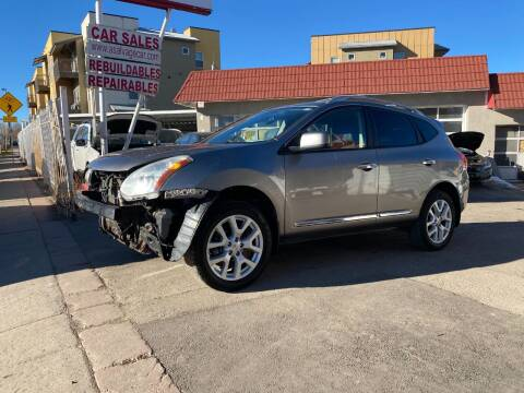 2011 Nissan Rogue for sale at STS Automotive in Denver CO