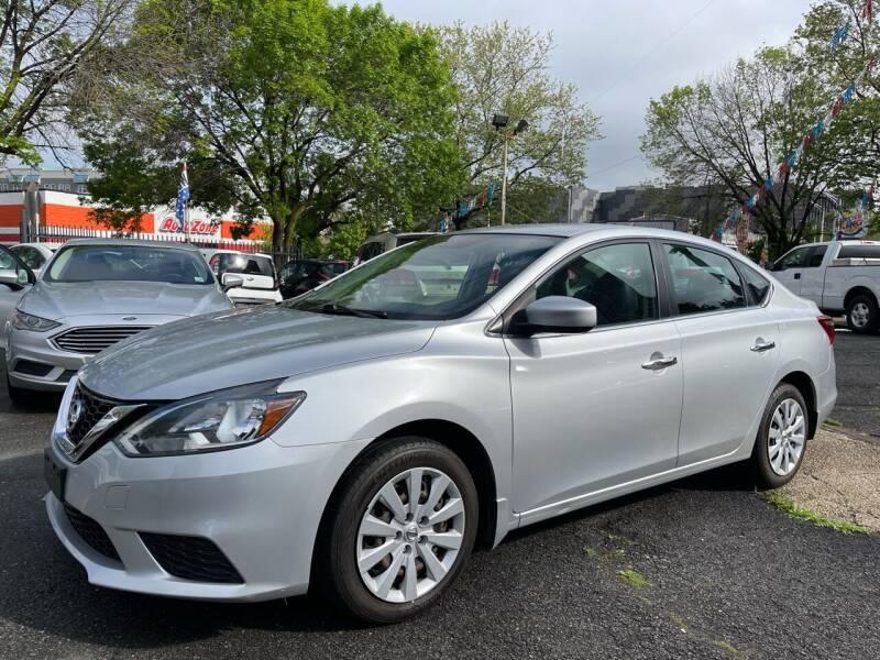 2017 Nissan Sentra for sale at JOANKA AUTO SALES in Newark NJ