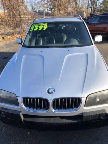 2004 BMW X3 for sale at Al's Linc Merc Inc. in Garden City MI