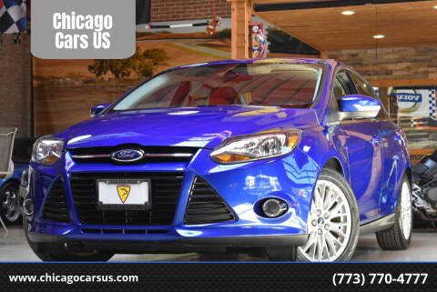 2013 Ford Focus for sale at Chicago Cars US in Summit IL