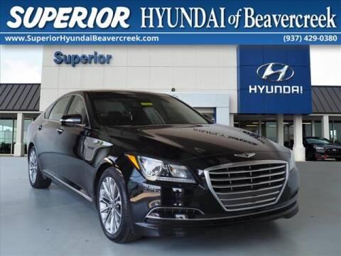 2015 Hyundai Genesis for sale at Superior Hyundai of Beaver Creek in Beavercreek OH