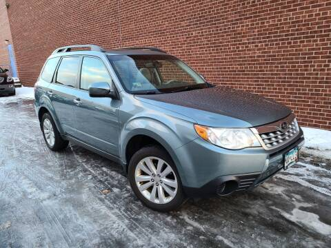 2011 Subaru Forester for sale at Minnesota Auto Sales in Golden Valley MN