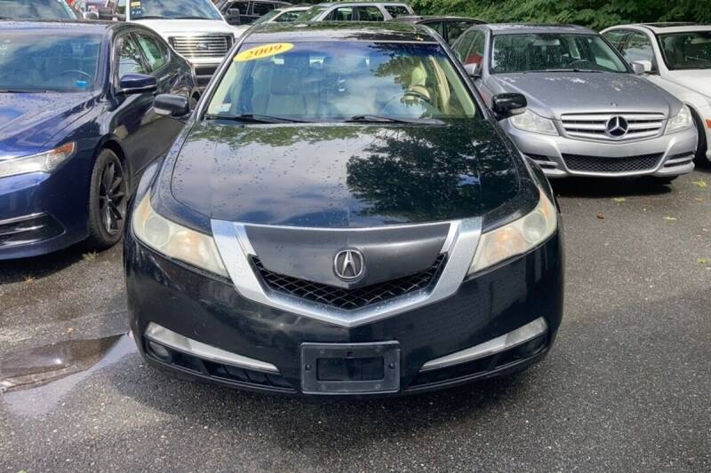 2009 Acura TL for sale at MEANS SALES & SERVICE in Warren PA