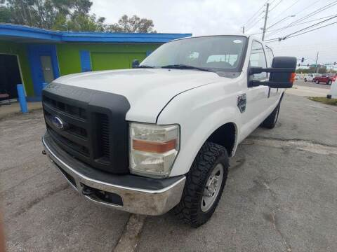 2008 Ford F-250 Super Duty for sale at Autos by Tom in Largo FL