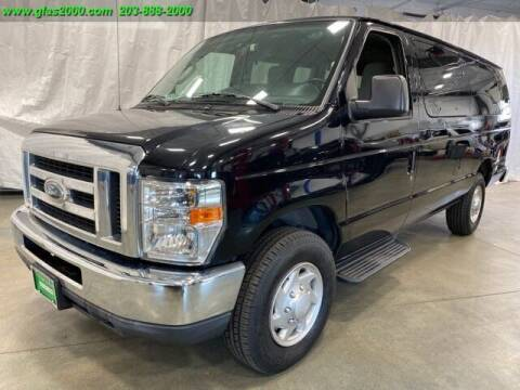 2010 Ford E-Series Wagon for sale at Green Light Auto Sales LLC in Bethany CT