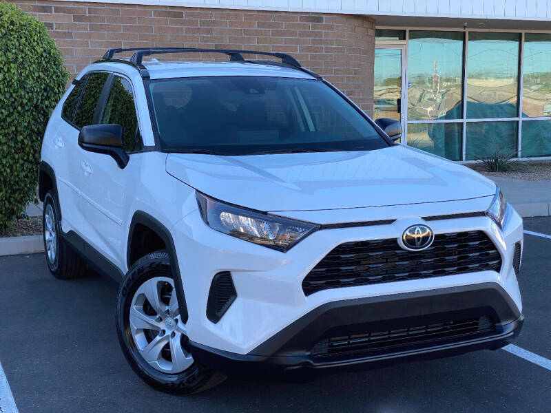 2020 Toyota RAV4 for sale at AKOI Motors in Tempe AZ