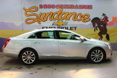 2015 Cadillac XTS for sale at Sundance Chevrolet in Grand Ledge MI
