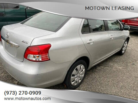 2012 Toyota Yaris for sale at Motown Leasing in Morristown NJ