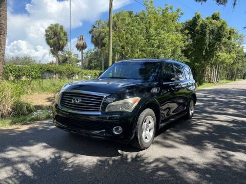 2011 Infiniti QX56 for sale at Pioneers Auto Broker in Tampa FL