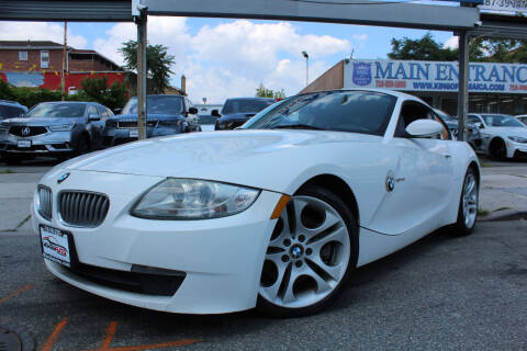 2008 BMW Z4 for sale at MIKEY AUTO INC in Hollis NY