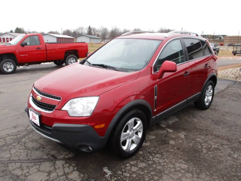 2013 Chevrolet Captiva Sport for sale at KAISER AUTO SALES in Spencer WI
