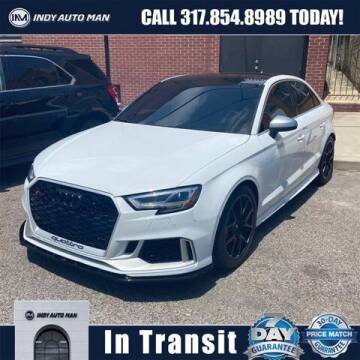 2018 Audi RS 3 for sale at INDY AUTO MAN in Indianapolis IN