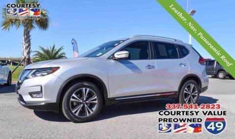 2017 Nissan Rogue for sale at Courtesy Value Pre-Owned I-49 in Lafayette LA