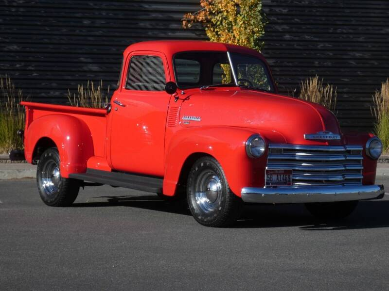 1949 Chevrolet 3100 for sale at Sun Valley Auto Sales in Hailey ID