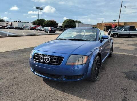 2003 Audi TT for sale at Image Auto Sales in Dallas TX